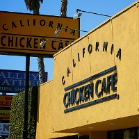 California Chicken Cafe los angeles