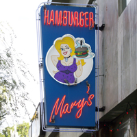 Hamburger Mary's los angeles